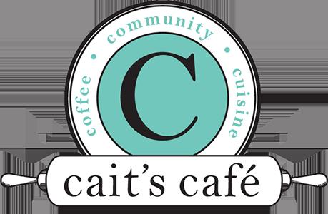 Cait's Cafe Logo