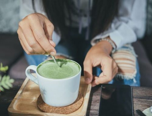 5 Reasons You Should Be Drinking Matcha Tea Now!
